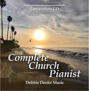 Complete Church Pianist CD cover